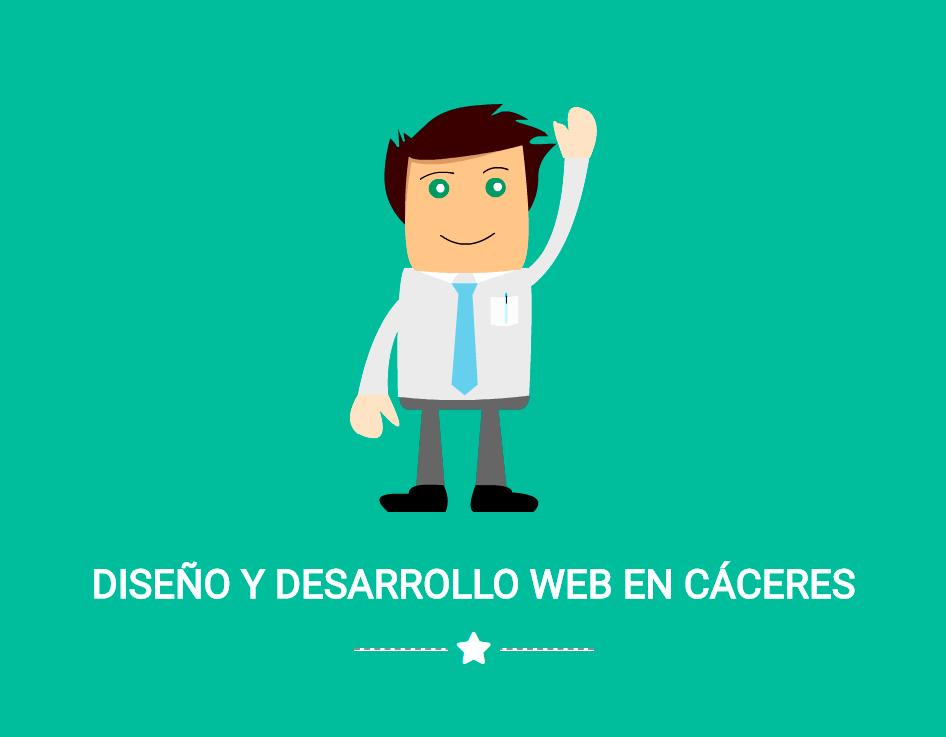 DISEÑO Y DESARROLLO WEB EN CÁCERES