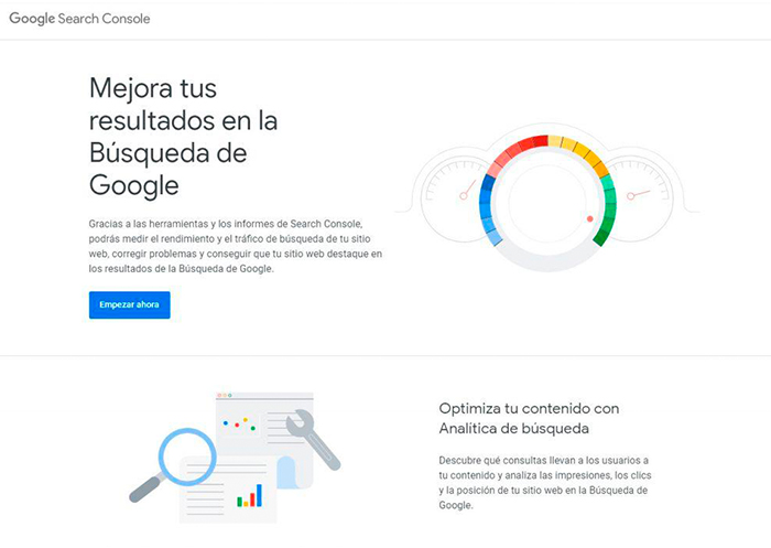 ¿Qué es Google Search Console y cómo utilizarlo?