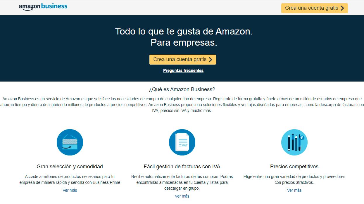 Qué es Amazon Business y porque es tan Beneficioso para las Empresas