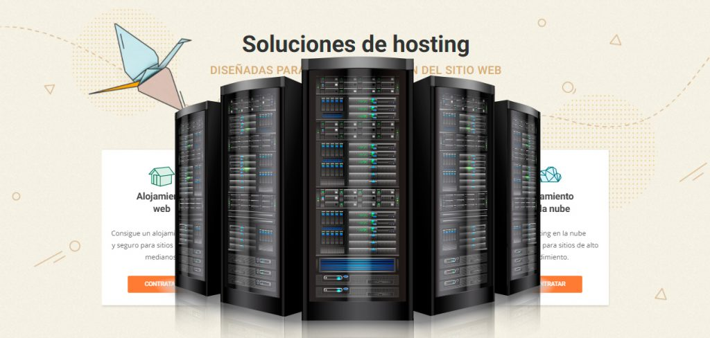 Mejores hostings Españoles