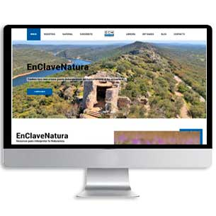 Diseño web de recursosdenaturaleza